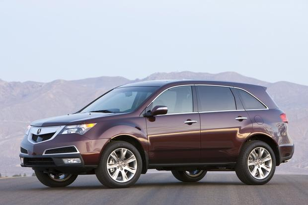 Luxury SUV Deals: December 2012