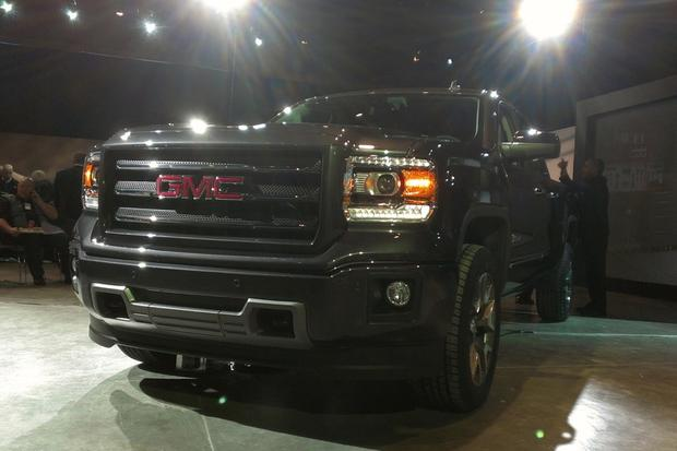 GM Reveals 2014 Chevrolet Silverado and GMC Sierra featured image large thumb2