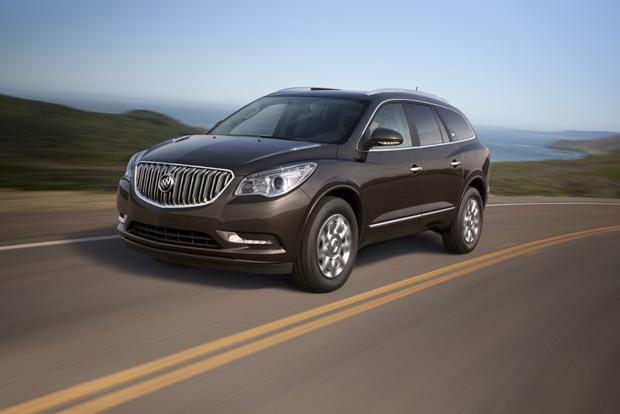 Luxury SUV Deals: January 2013