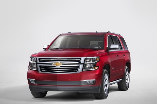 2015 Chevrolet Tahoe, Suburban and GMC Yukon Revealed featured image large thumb2