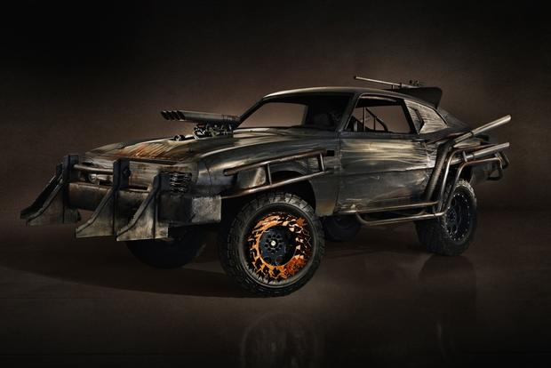 west coast customs build a mad max car on tv   autotrader