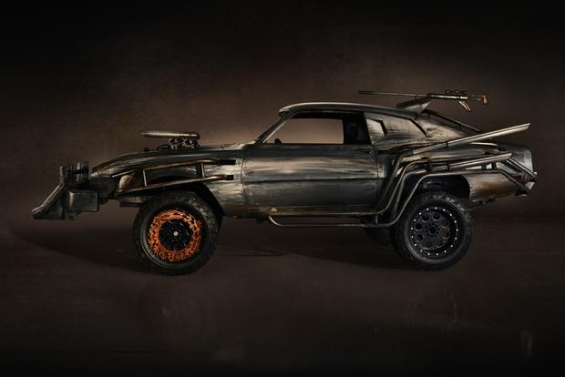 West Coast Customs Build a Mad Max Car on TV featured image large thumb1