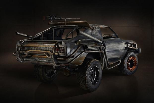 West Coast Customs Build A Mad Max Car On Tv Autotrader