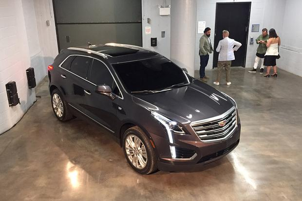 All-New Cadillac XT5 Officially Unveiled featured image large thumb0