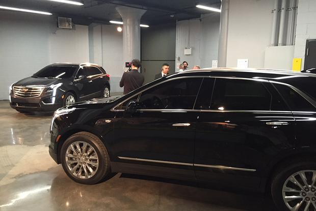 All-New Cadillac XT5 Officially Unveiled featured image large thumb1