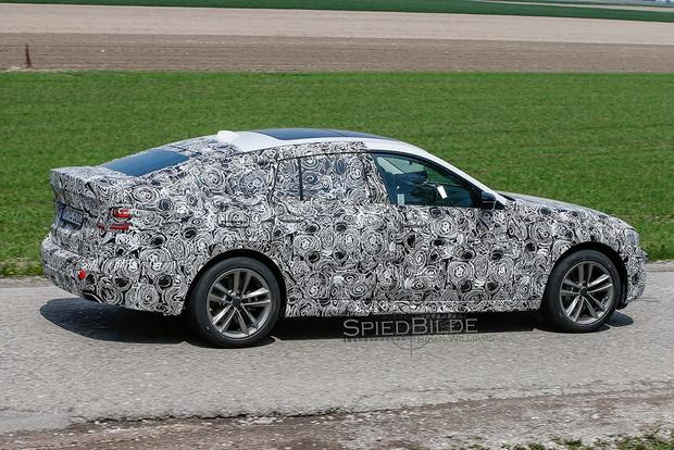 BMW 5 Series Spy Shots Preview the Model's Next Redesign featured image large thumb5
