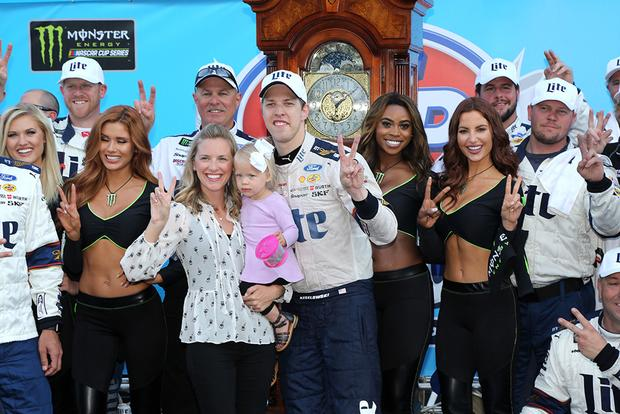 Autotrader Driver Brad Keselowski Wins at Martinsville featured image large thumb5