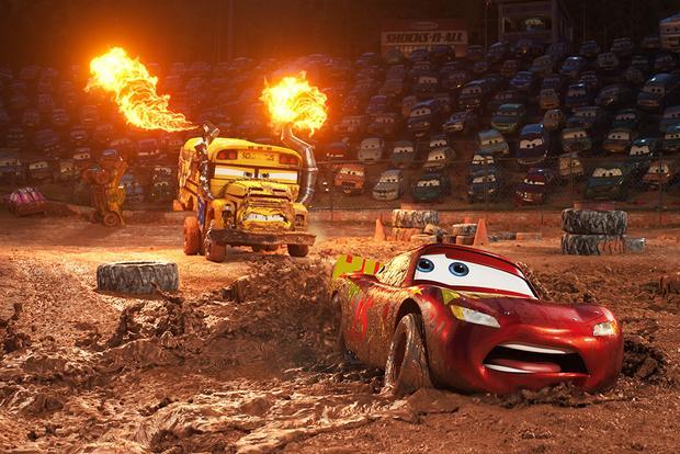 'Cars 3': Sneak Preview