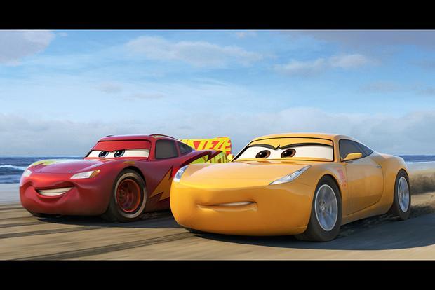 We Got a Sneak Peek at Pixar's New Cars 3