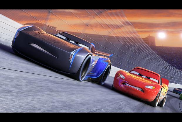 We Got a Sneak Peek at Pixar's New Cars 3 featured image large thumb1