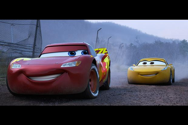 We Got a Sneak Peek at Pixar's New Cars 3 featured image large thumb3