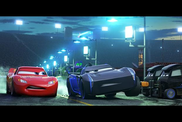 We Got a Sneak Peek at Pixar's New Cars 3 featured image large thumb4