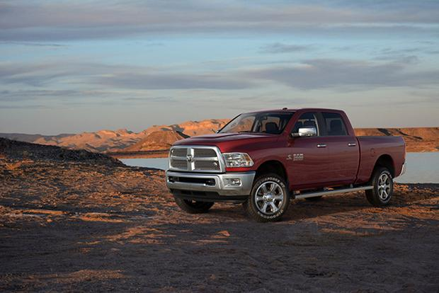 RAM HD: 3 New Special-Edition Heavy-Duty Trucks