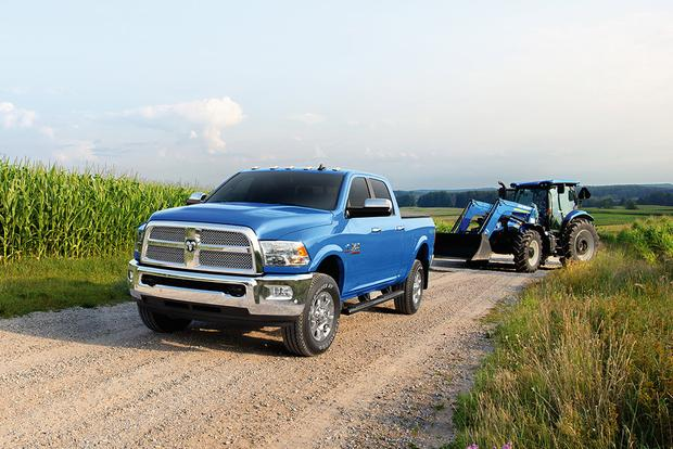 RAM HD: 3 New Special-Edition Heavy-Duty Trucks featured image large thumb2