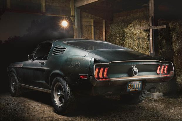 Found: The 1968 Bullitt Mustang Rediscovered After 40 Years featured image large thumb0