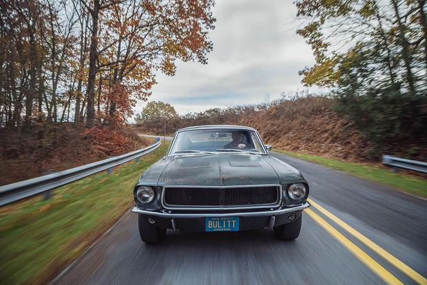 Found: The 1968 Bullitt Mustang Rediscovered After 40 Years featured image large thumb3