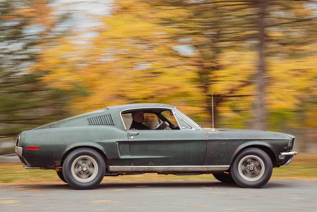 Found: The 1968 Bullitt Mustang Rediscovered After 40 Years featured image large thumb4