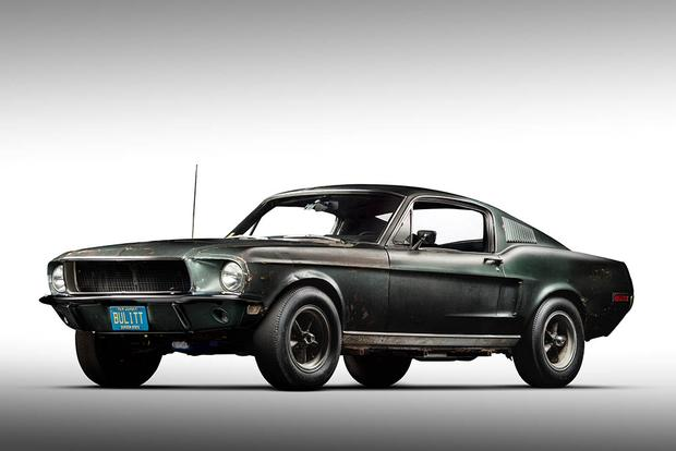Found: The 1968 Bullitt Mustang Rediscovered After 40 Years featured image large thumb5
