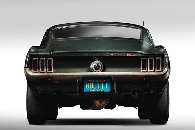 Found: The 1968 Bullitt Mustang Rediscovered After 40 Years featured image large thumb6
