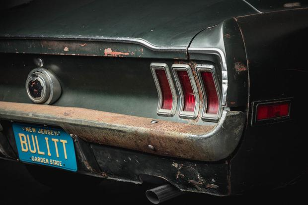 Found: The 1968 Bullitt Mustang Rediscovered After 40 Years featured image large thumb2