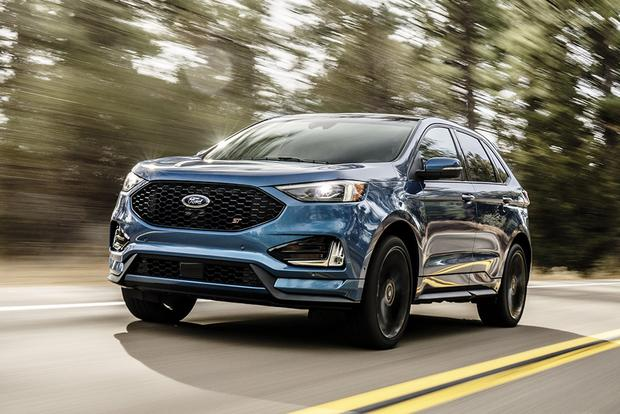 2019 Ford Edge ST Performance SUV Unveiled