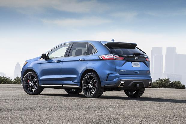 2019 Ford Edge ST Performance SUV Unveiled featured image large thumb1