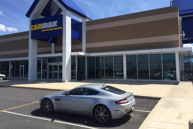 I Took My Aston Martin to CarMax for an Appraisal featured image large thumb1