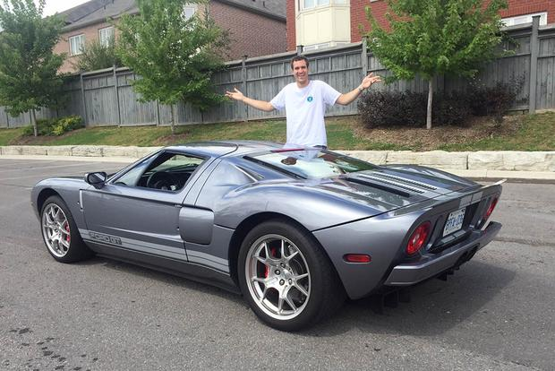 2017 Ford Gt Vs 2005 Ford Gt The Comparison Test