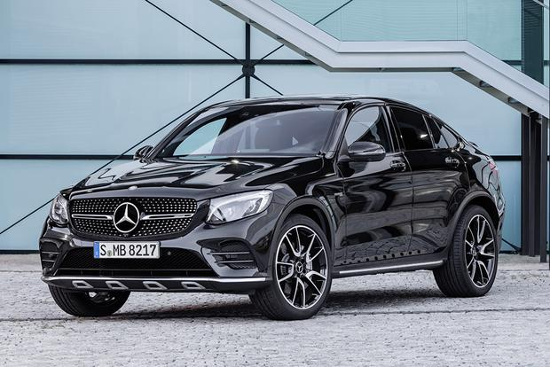 New AMG: Mercedes-AMG GLC43 Coupe Shown With 362 Horsepower