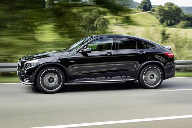 New AMG: Mercedes-AMG GLC43 Coupe Shown With 362 Horsepower featured image large thumb1