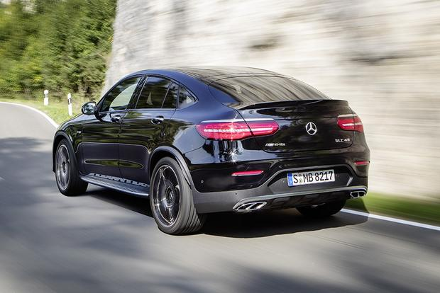New AMG: Mercedes-AMG GLC43 Coupe Shown With 362 Horsepower featured image large thumb2