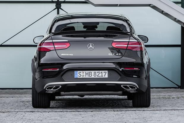 New AMG: Mercedes-AMG GLC43 Coupe Shown With 362 Horsepower featured image large thumb4