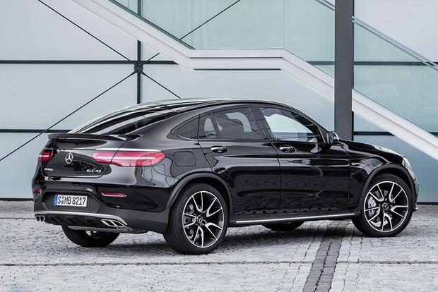 New AMG: Mercedes-AMG GLC43 Coupe Shown With 362 Horsepower featured image large thumb5