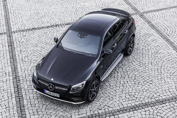 New AMG: Mercedes-AMG GLC43 Coupe Shown With 362 Horsepower featured image large thumb6