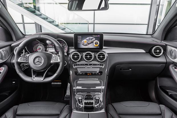 New AMG: Mercedes-AMG GLC43 Coupe Shown With 362 Horsepower featured image large thumb7