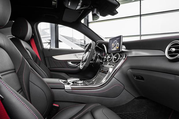 New AMG: Mercedes-AMG GLC43 Coupe Shown With 362 Horsepower featured image large thumb8