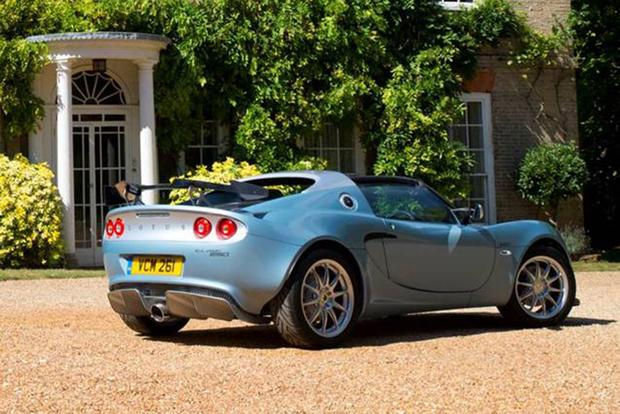 Yes, There's Now Another Special-Edition Lotus Elise featured image large thumb2