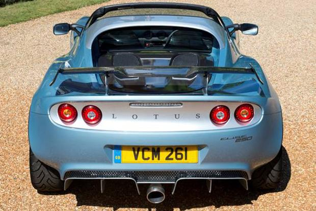 Yes, There's Now Another Special-Edition Lotus Elise featured image large thumb4