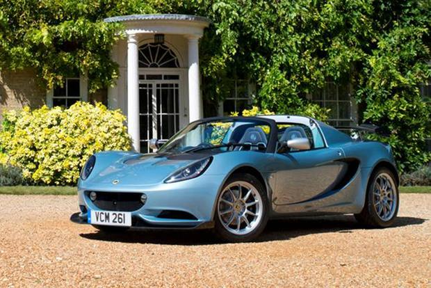 Yes, There's Now Another Special-Edition Lotus Elise featured image large thumb0