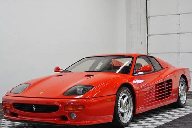 Here Are the Most Expensive Cars on Autotrader featured image large thumb0