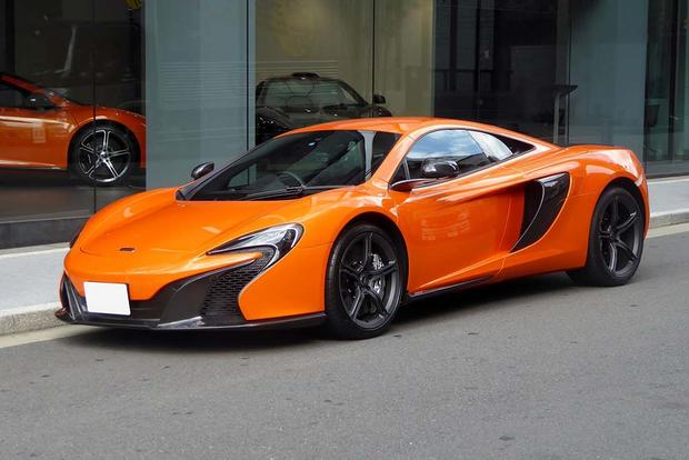I Can't Tell Apart the McLarens