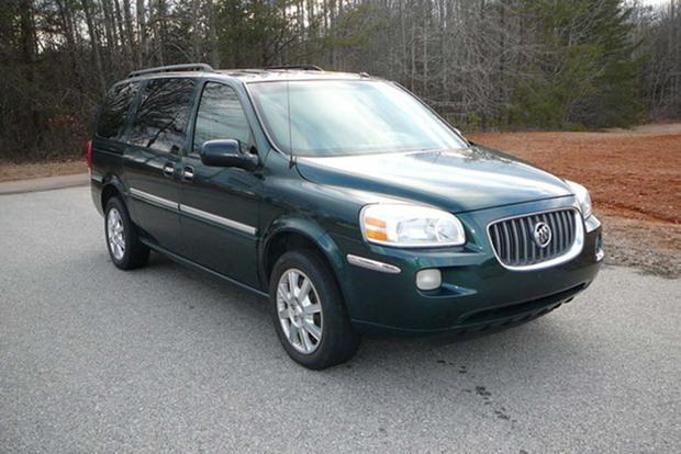 These Are the Lost American Minivans You Probably Don't Remember