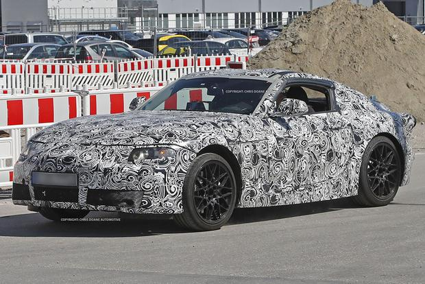 Here's What the Next Toyota Supra Will Probably Look Like featured image large thumb0