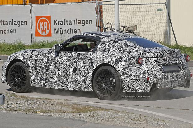 Here's What the Next Toyota Supra Will Probably Look Like featured image large thumb2