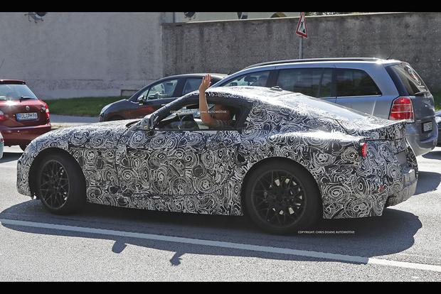 Here's What the Next Toyota Supra Will Probably Look Like featured image large thumb4