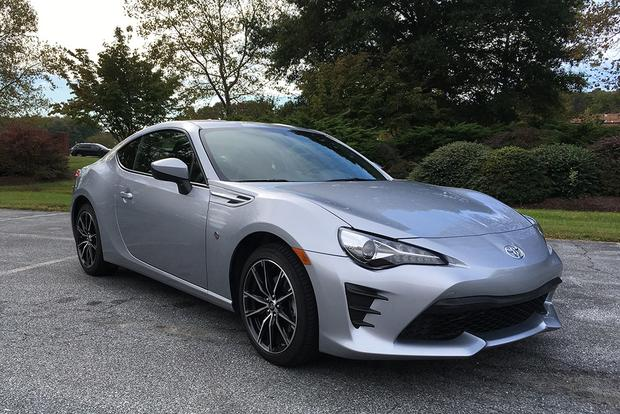 Quick Take: 2017 Toyota 86