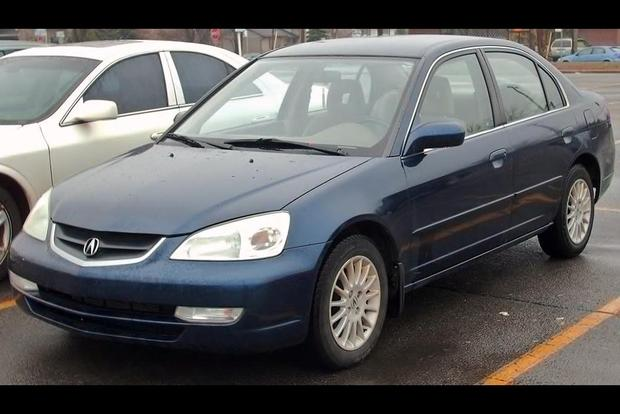 The Acura EL Was a Luxurious Honda Civic for Canadians featured image large thumb0