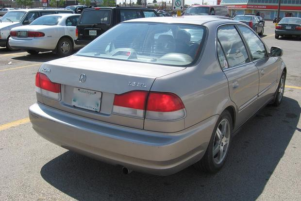The Acura EL Was a Luxurious Honda Civic for Canadians ...