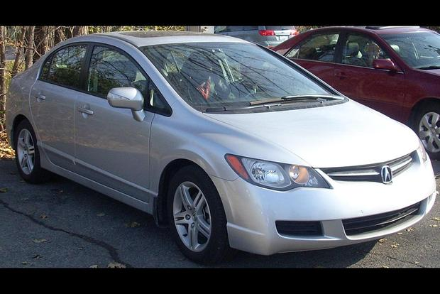 The Acura EL Was a Luxurious Honda Civic for Canadians featured image large thumb2