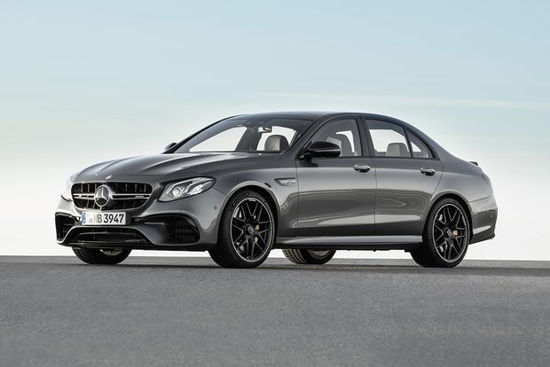 All-New 2018 Mercedes-AMG E63: It Is Still Possible to Drift